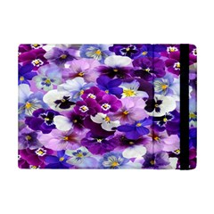 Graphic Background Pansy Easter Ipad Mini 2 Flip Cases
