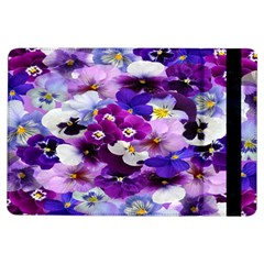 Graphic Background Pansy Easter Ipad Air Flip