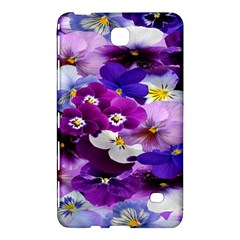 Graphic Background Pansy Easter Samsung Galaxy Tab 4 (8 ) Hardshell Case