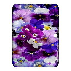 Graphic Background Pansy Easter Samsung Galaxy Tab 4 (10 1 ) Hardshell Case