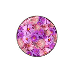 Flowers Blossom Bloom Nature Color Hat Clip Ball Marker