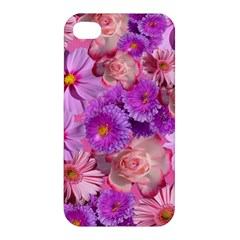 Flowers Blossom Bloom Nature Color Apple Iphone 4/4s Hardshell Case