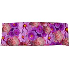 Flowers Blossom Bloom Nature Color Body Pillow Case Dakimakura (two Sides)