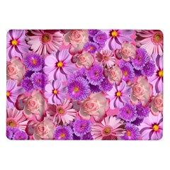 Flowers Blossom Bloom Nature Color Samsung Galaxy Tab 10 1  P7500 Flip Case