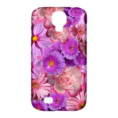 Flowers Blossom Bloom Nature Color Samsung Galaxy S4 Classic Hardshell Case (pc+silicone)