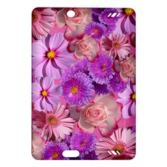 Flowers Blossom Bloom Nature Color Amazon Kindle Fire Hd (2013) Hardshell Case
