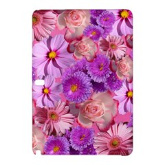 Flowers Blossom Bloom Nature Color Samsung Galaxy Tab Pro 10 1 Hardshell Case