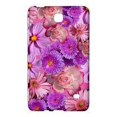 Flowers Blossom Bloom Nature Color Samsung Galaxy Tab 4 (8 ) Hardshell Case
