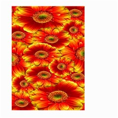Gerbera Flowers Nature Plant Large Garden Flag (two Sides)