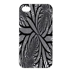 Fractal Symmetry Pattern Network Apple Iphone 4/4s Hardshell Case