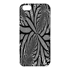 Fractal Symmetry Pattern Network Apple Iphone 5c Hardshell Case