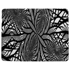 Fractal Symmetry Pattern Network Jigsaw Puzzle Photo Stand (rectangular)