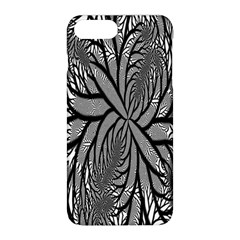 Fractal Symmetry Pattern Network Apple Iphone 8 Plus Hardshell Case