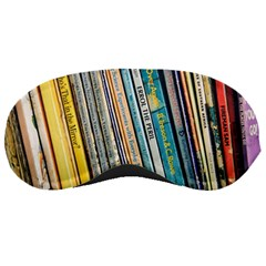 Bookcase Books Data Education Sleeping Masks