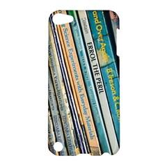 Bookcase Books Data Education Apple Ipod Touch 5 Hardshell Case