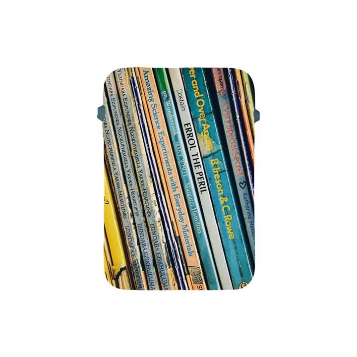 Bookcase Books Data Education Apple iPad Mini Protective Soft Cases