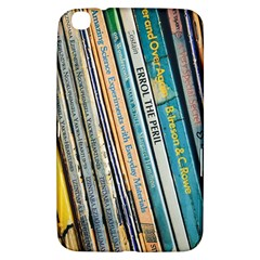 Bookcase Books Data Education Samsung Galaxy Tab 3 (8 ) T3100 Hardshell Case