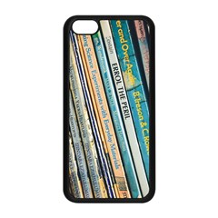 Bookcase Books Data Education Apple Iphone 5c Seamless Case (black)