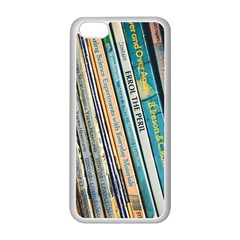 Bookcase Books Data Education Apple Iphone 5c Seamless Case (white)