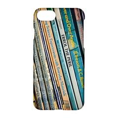 Bookcase Books Data Education Apple Iphone 8 Hardshell Case