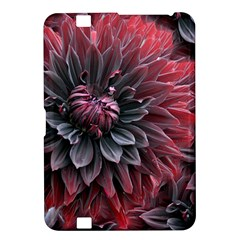 Flower Fractals Pattern Design Creative Kindle Fire Hd 8 9