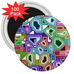 Board Interfaces Digital Global 3  Magnets (100 Pack)