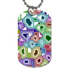 Board Interfaces Digital Global Dog Tag (two Sides)