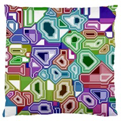 Board Interfaces Digital Global Standard Flano Cushion Case (two Sides)