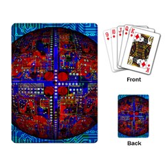Board Interfaces Digital Global Playing Card