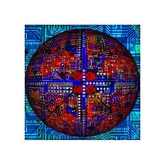 Board Interfaces Digital Global Acrylic Tangram Puzzle (4  X 4 )