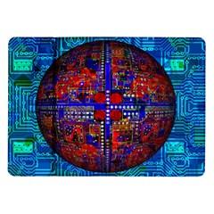 Board Interfaces Digital Global Samsung Galaxy Tab 10 1  P7500 Flip Case