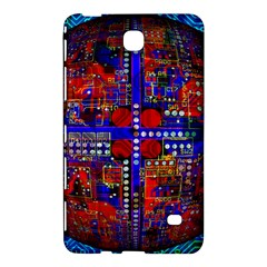 Board Interfaces Digital Global Samsung Galaxy Tab 4 (8 ) Hardshell Case