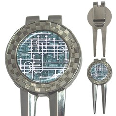 Board Circuit Control Center 3 In 1 Golf Divots