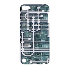 Board Circuit Control Center Apple Ipod Touch 5 Hardshell Case