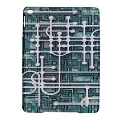 Board Circuit Control Center Ipad Air 2 Hardshell Cases