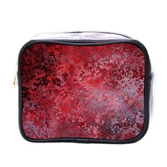 Background Texture Structure Mini Toiletries Bags