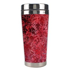 Background Texture Structure Stainless Steel Travel Tumblers