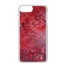 Background Texture Structure Apple Iphone 8 Plus Seamless Case (white)