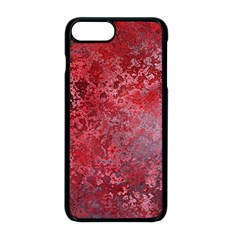 Background Texture Structure Apple Iphone 8 Plus Seamless Case (black)