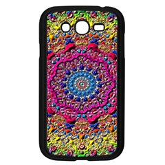 Background Fractals Surreal Design Samsung Galaxy Grand Duos I9082 Case (black)
