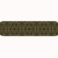 Texture Background Mandala Large Bar Mats