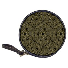 Texture Background Mandala Classic 20 Cd Wallets