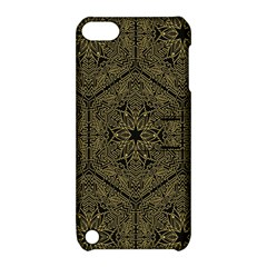 Texture Background Mandala Apple Ipod Touch 5 Hardshell Case With Stand