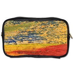 The Framework Drawing Color Texture Toiletries Bags 2 Side