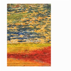 The Framework Drawing Color Texture Large Garden Flag (two Sides)