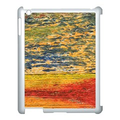 The Framework Drawing Color Texture Apple Ipad 3/4 Case (white)