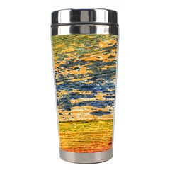 The Framework Drawing Color Texture Stainless Steel Travel Tumblers