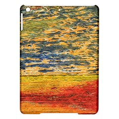 The Framework Drawing Color Texture Ipad Air Hardshell Cases