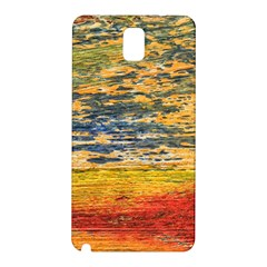 The Framework Drawing Color Texture Samsung Galaxy Note 3 N9005 Hardshell Back Case