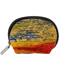 The Framework Drawing Color Texture Accessory Pouches (small)